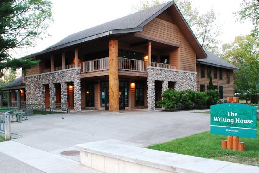 The Writing House interlochen center for the arts