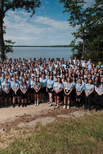 residence life staff at interlochen arts camp