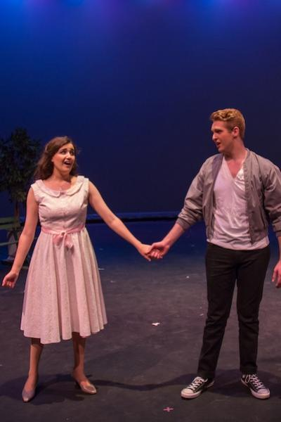 Two students perform opera at interlochen arts academy