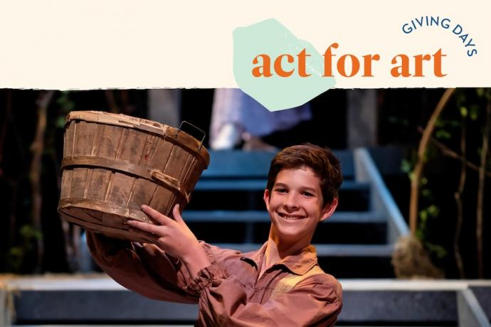 Act for Art at Interlochen Center for the Arts